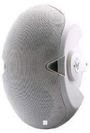 Electro-Voice EVID 6.2W Passive Høyttalere (par) 150W 8ohm hvit