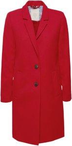 Esprit Kåpe Blazer Coat Women Red
