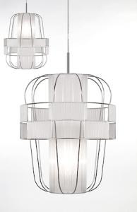 Globen Lighting Pendel Wind Krom