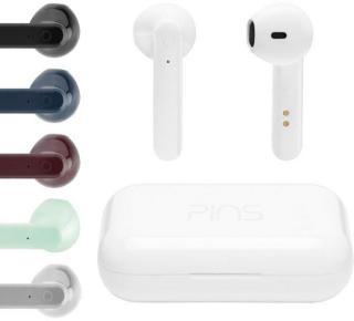 Roxcore Pins Free Trådløse hodetelefoner Grå