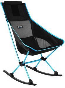 Helinox Chair Two Rocker, Black/O Blue, OneSize