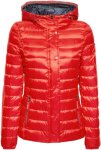 Esprit Dunjakke Down Jacket Women Red