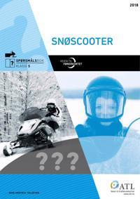 Veien til førerkortet; snøscooter ATL