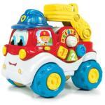 Fire truck, Interaktiv brandbil, SE/FI, Clementoni Inget (Storm)