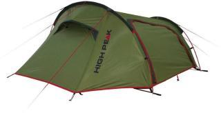 High Peak Sparrow 2 Tent olive/red  2020 Telt