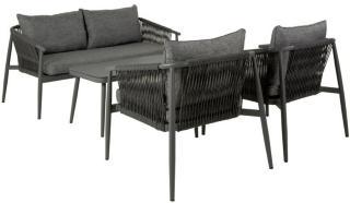 Siena Sofagruppe grå