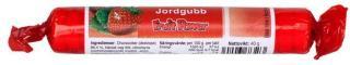 Fruit Power Druesukker Tabletter - Jordbær - 40 Gram - 17 Tabl