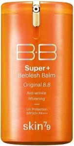 Super+ Beblesh Balm SPF 50+ PA+++ Orange, 40 g Skin79 Foundation Skin79