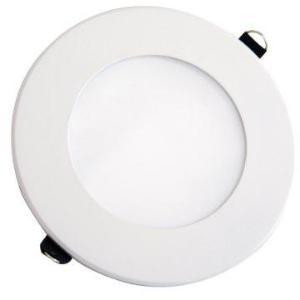 V-Tac V-Tac 8W LED panel downlight - Hull: Ø12,5 cm, Mål: Ø14,5 cm, uten driver - Lysfarge : Nøytral, Dimbar : Nei