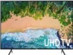 Samsung UE49NU7172, 124,5 cm (49), 3840 x 2160 piksler, LED, Smart TV, Wi-Fi, Svart