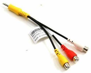 Samsung RCA Adapter LED-TV (BN39-01154H)