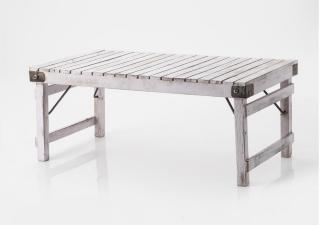 Wonsowicz Sofabord 60x45 cm - Hvit
