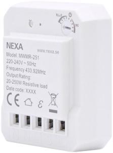 NEXA Innfelt dimmer MWMR-251