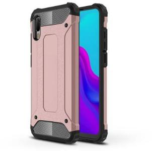 Armor Guard Deksel for Huawei Y6 Pro 2019 - Rose gull