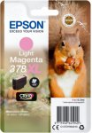 Epson 378XL Claria Photo Light Magenta for XP-8500. 10,3 ml. Ekorn Blekk