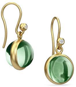 Julie Sandlau Prime Earring - Gold Øredobber Smykker Gull Julie Sandlau Women