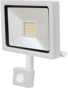 Namron Lyskaster LED med sensor 10 Watt IP65 3202156 Lyskaster