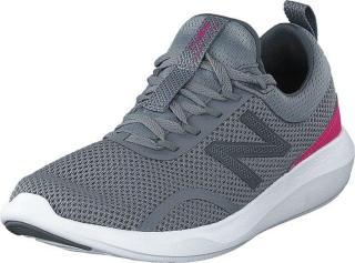 New Balance Coast V5 Grey/black, Sko, Sneakers og Treningssko, Sneakers, Blå, Grå, Dame, 38