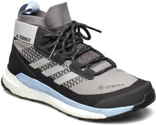 adidas Performance Terrex Free Hiker Gtx W Shoes Sport Shoes Outdoor/hiking Shoes Grå Adidas Performance