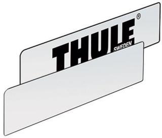 Thule Number Plate Skiltplate for sykkelstativ