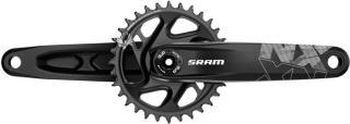 SRAM NX Eagle DUB Crank DM X-SYNC 32 tenner 12x black 175mm 2020 Kranksett