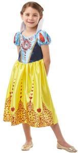 Disney Princess Snövit Klänning Maskeraddräkt Barn Inget (Storm)