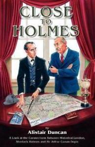 Close to Holmes MX PUBLISHING
