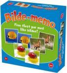 Memo Bilde-Memo Finn flest par med like bilder!