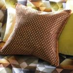 Designers Guildt Designers Guild - Portland  Terracotta Cushion 43 x 43