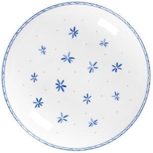 PORSGRUNDS PORSELÆNSFABRIK BLUEBIRD FLOWER FAT/WOK 25 CM Flower