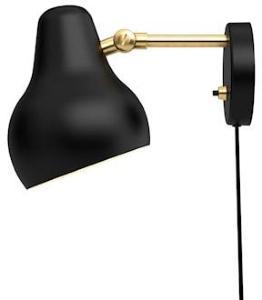 Louis Poulsen VL38 Vegglampe - Svart