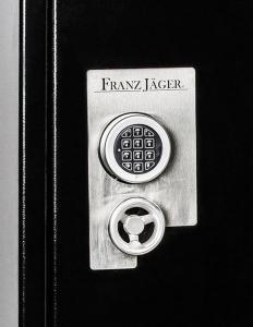 Franz Jæger sikkerhetsskap FJ 70 EXL. 115L - FG godkjent (Låstype: Digital kodelås)