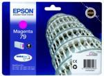 Epson Blekkpatron magenta, 800 sider T7913 Tilsvarer: N/A Epson
