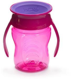 WOW Cup Baby Tritan - Rosa