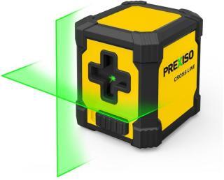 Krysslaser Prexiso PLC10G grønn