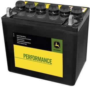 John Deere Batteri 12V 24Ah