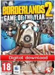 Borderlands 2 Game of the Year Edition(Mac nedlastning) PCDD34016
