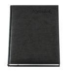 Hyttebok ARK 192 S. Uten linjer grå