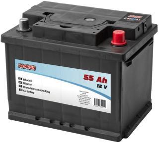 HAMRON Bilbatteri 55Ah