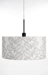 Globen Lighting Pendel Grafic Svart