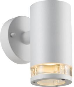 Namron Soto vegglampe enkel GU10 hvit 3234668 Taklampe / Vegglampe