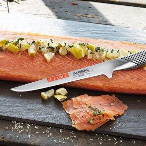 Global Fileteringskniv fleksibel stål 16 cm