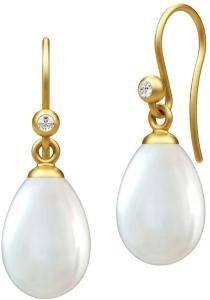 Julie Sandlau Afrodite Earring - Gold Øredobber Smykker Gull Julie Sandlau Women