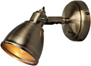 Markslöjd Vegglampe FJÄLLBACKA Unisex Antikk