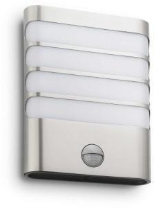 Philips myGarden Raccoon Sensor Vegg - Stål