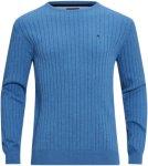 Park Lane Genser Pullover Rib Men Navy