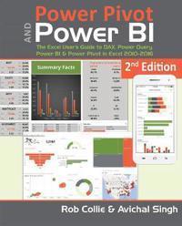 Power Pivot and Power Bi Holy Macro! Books