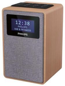 Philips Bærbar radio TAR5005 - clock radio - TAR5005/10