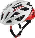 Alpina Valparola Sykkelhjelmer rød/Hvit 55-59cm 2019 Racerhjelmer