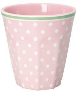 GreenGate Melamin Spot Kopp Pale Pink (478-MELMUGSPO1906)